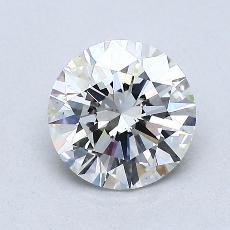 1.03 Carat 圓形 Diamond 理想 H VS1
