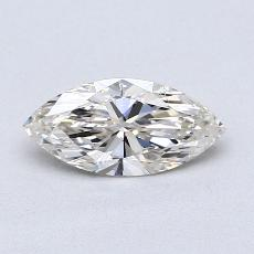 Recommended Stone #1: 0.76-Carat Marquise Cut Diamond