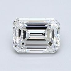 1.01-Carat Emerald Diamond Very Good G VS2