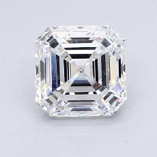 Recommended Stone #2: 1.43-Carat Asscher Cut Diamond