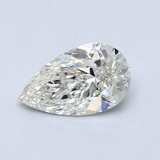 0.70 Carat Pera Diamond Muy buena I SI1