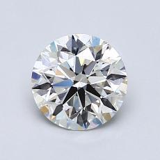1.02 Carat 圆形 Diamond 理想 G VS1