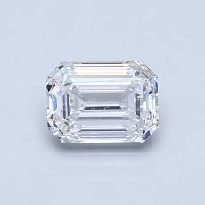 Target Stone: 0.70-Carat Emerald Cut Diamond