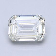 Recommended Stone #4: 1.02-Carat Emerald Cut Diamond