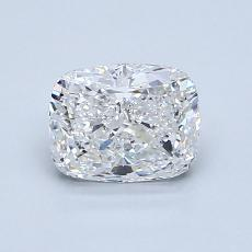 Recommended Stone #3: 1,08-Carat Cushion Cut Diamond