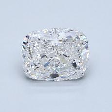 オススメの石No.2:1.08カラットのクッションカットダイヤモンド
