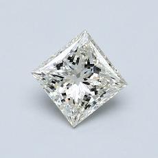 オススメの石No.1:0.60カラットのプリンセスカットダイヤモンド