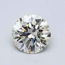 1.07-Carat Round Diamond Ideal K SI2