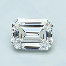 Recommended Stone #4: 1.06-Carat Emerald Cut Diamond