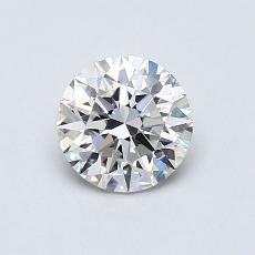 Recommended Stone #2: 0.70-Carat Round Cut Diamond