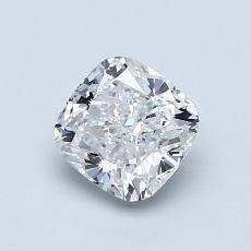 Recommended Stone #1: 0.96-Carat Cushion Cut Diamond