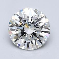 1.20-Carat Round Diamond Ideal G VS2