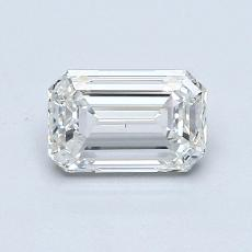 Recommended Stone #3: 1,02-Carat Emerald Cut Diamond
