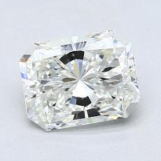 1.32-Carat Radiant Diamond Very Good I VS1