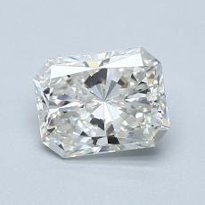 1.01-Carat Radiant Diamond Very Good H VS1
