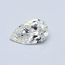 Recommended Stone #1: 0.40-Carat Pear Cut Diamond