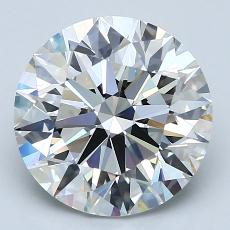 Recommended Stone #1: 3.42-Carat Round Cut Diamond