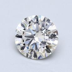 1.07 Carat 圓形 Diamond 理想 K VS1