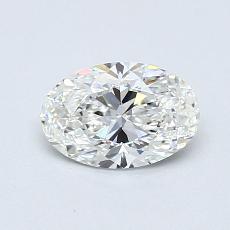 推荐宝石 2:0.72克拉椭圆形切割钻石