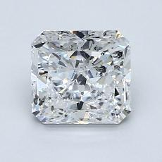 Recommended Stone #3: 1.52-Carat Radiant Cut