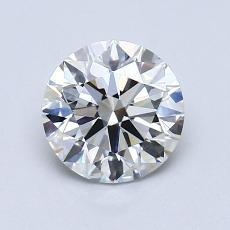 Recommended Stone #3: 1.11-Carat Round Cut Diamond