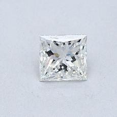 Target Stone: 0.37-Carat Princess Cut Diamond