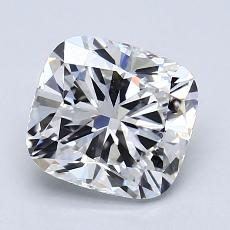 Recommended Stone #2: 1.85-Carat Cushion Cut Diamond