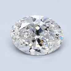 1.20-Carat Oval Diamond Very Good G VS1