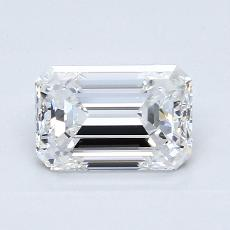 1.51 Carat 绿宝石 Diamond 非常好 E VVS2