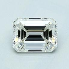Recommended Stone #2: 1.11-Carat Emerald Cut Diamond