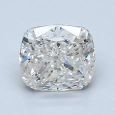 推荐宝石 2:1.70 克拉垫形钻石