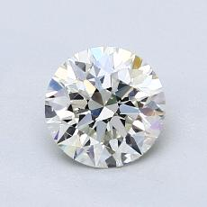 Recommended Stone #4: 1.00-Carat Round Cut Diamond
