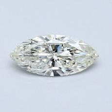 Recommended Stone #1: 0.51-Carat Marquise Cut Diamond