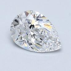 1,15-Carat Pear Diamond Very Good D VS1