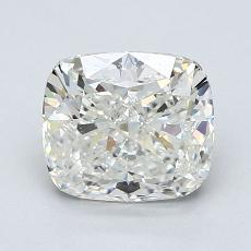 推薦鑽石 #4: 1.30 克拉墊形切割