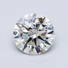1.01 Carat 圓形 Diamond 理想 K SI2