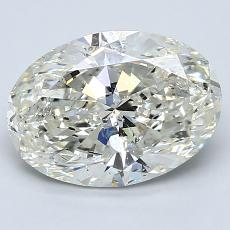 Recommended Stone #3: 2.41-Carat Oval Cut Diamond