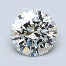 Recommended Stone #1: 1.53-Carat Round Cut Diamond
