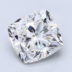 推薦鑽石 #1: 2.01 Carat Cushion Cut