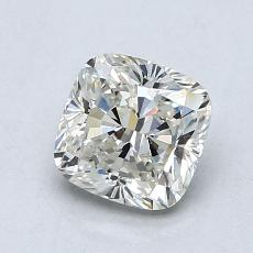 1.20-Carat Cushion Diamond Good J VS1