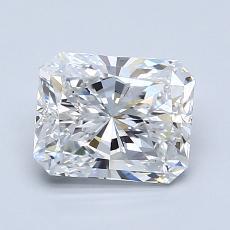 Current Stone: 1.50-Carat Radiant Cut