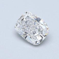 Recommended Stone #4: 1.23-Carat Cushion Cut Diamond