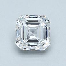 推荐宝石 4:1.01 克拉阿斯彻形钻石