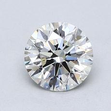 1.04 Carat Redondo Diamond Ideal H VS2