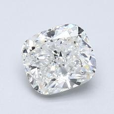 オススメの石No.3:1.22カラットのクッションカットダイヤモンド