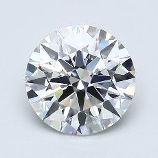 1.22-Carat Round Diamond Ideal G VS1