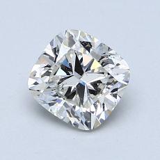 1.01 Carat 垫形 Diamond 良好 H SI2