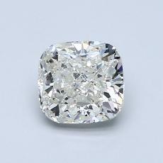 1.01-Carat Cushion Diamond Very Good J SI2