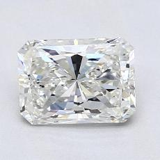 1,30-Carat Radiant Diamond Very Good H VS2