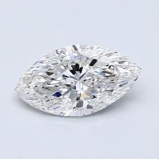 0.75-Carat Marquise Diamond Very Good F SI2